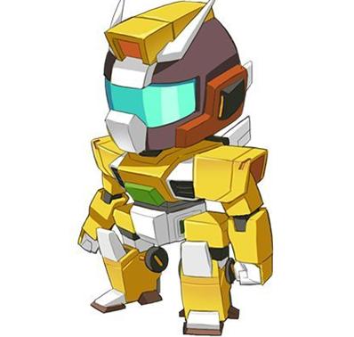 【数码守护者】合金猛将和兽人吉拉亚比介绍