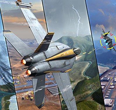 《空战争锋》PVP联机对战玩法攻略