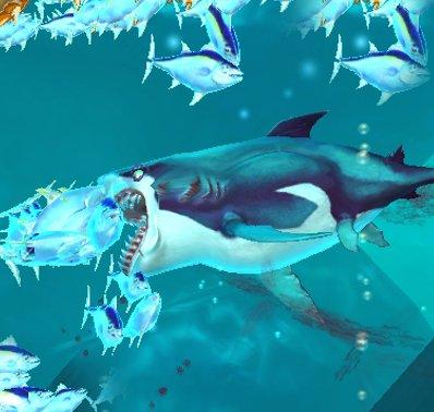 《饥饿鲨:世界》内容提要